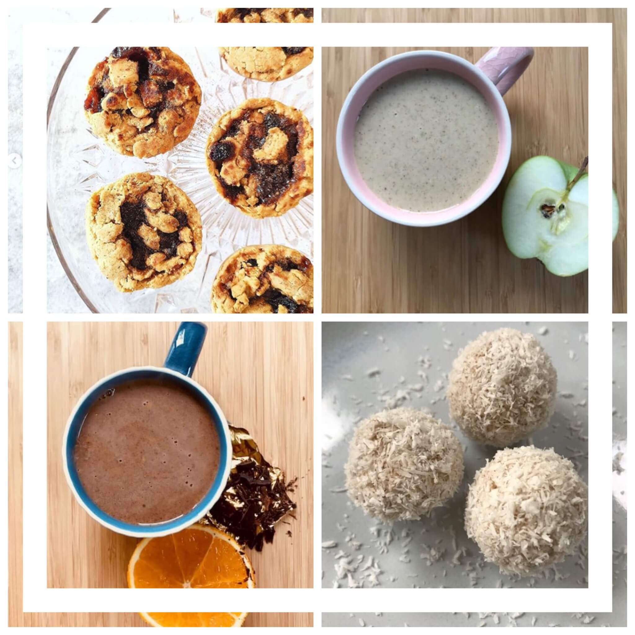Plant-protein powered winter recipes