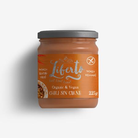 Organic & Vegan Chilli Sin Carne 225g