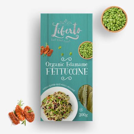 Organic Edamame Fettuccine 200g